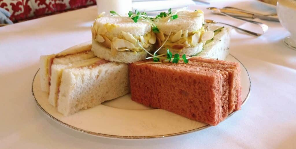 Photo of Sandwiches from Royal Afternoon Tea